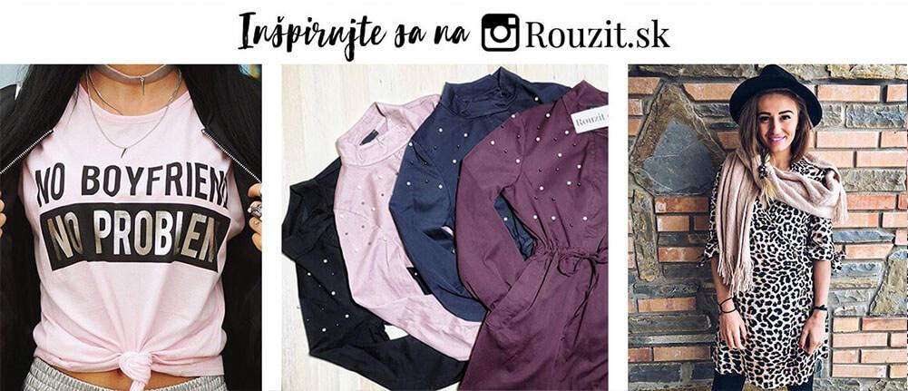 Dámske oblečenie Instagram Rouzit.sk