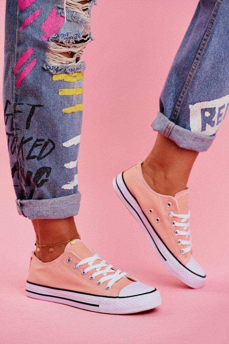 Tenisky v ružovej farbe - 41